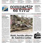 Sumario de la edición de octubre 2016 de Compartir es Vivir