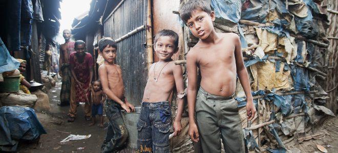 Ocho personas poseen la misma riqueza que la mitad más pobre de la humanidad