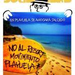 Vecinos de Playuela demandan a desarrolladores por proyecto ilegal